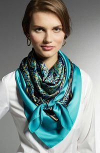 17 Best ideas about Silk Scarf For Hair on Pinterest | Diy ...