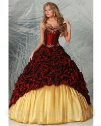 9 best images about Gold Quinceanera Dresses on Pinterest ...