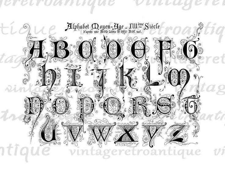 17 Best images about Fonts, Fonts, Fonts! on Pinterest