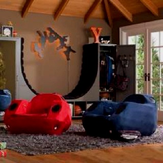 minnie mouse upholstered chair swing with stand ikea 1000+ ideas about boys game room on pinterest | basement, board store and family ...