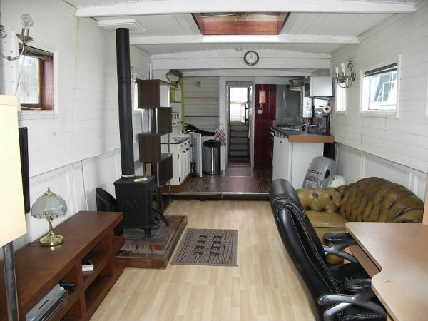 17 Best Images About Narrowboat Interiors On Pinterest