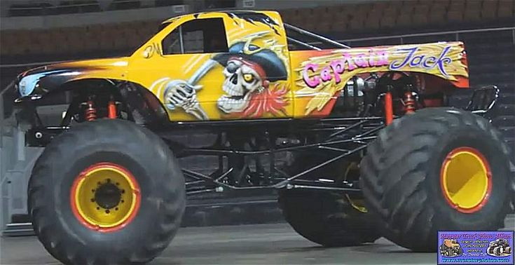 monster truck full album