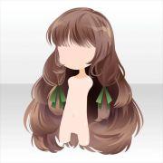 ideas long hair drawing