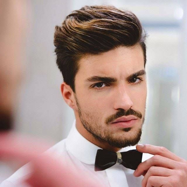 86 Best Images About Hairstyles For Men Over 40 On Pinterest