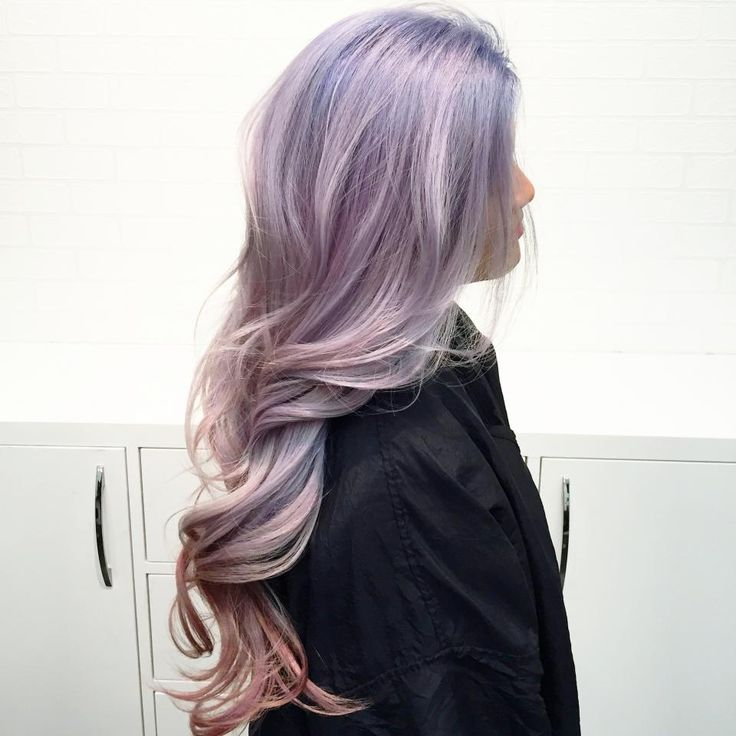 HOW TO: Lavendar to Pink Colormelt | Modern