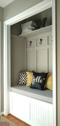 25+ best ideas about Front Closet on Pinterest | Entry ...