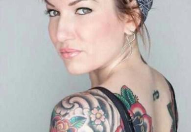 Girls Arm Tattoo Ideas