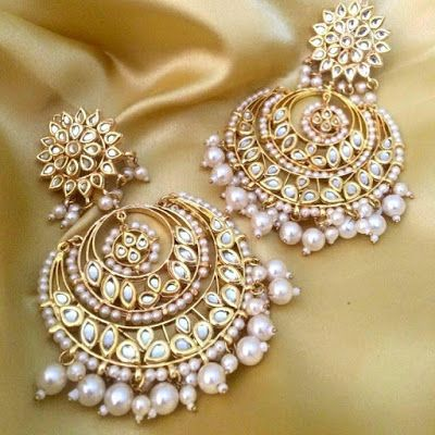 25+ best ideas about Indian Earrings on Pinterest