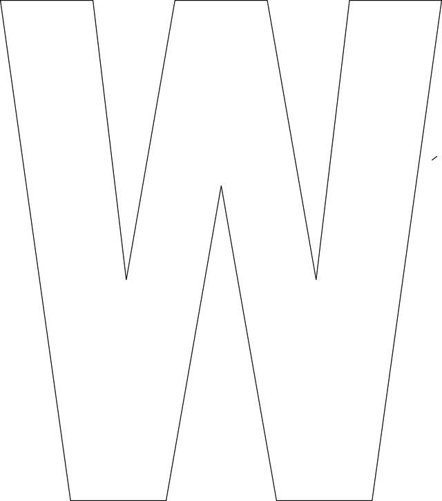 Best 25+ Alphabet templates ideas on Pinterest