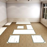 Plan A Space // Furniture Templates // Use the Office Room ...