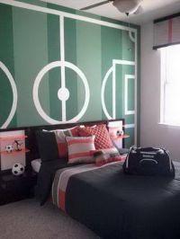17 Best ideas about Football Bedroom on Pinterest | Boys ...