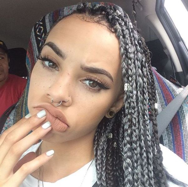 30 Braids Hairstyles For Girls Light Skinned Hairstyles Ideas