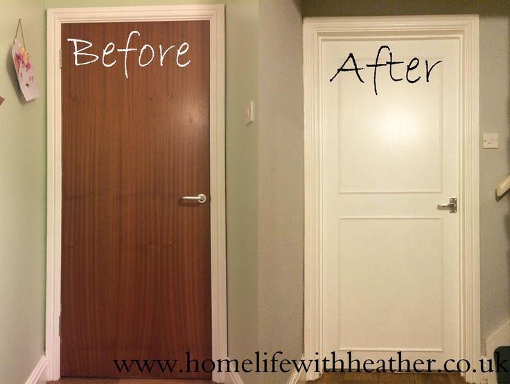 17 Best ideas about Painting Interior Doors on Pinterest
