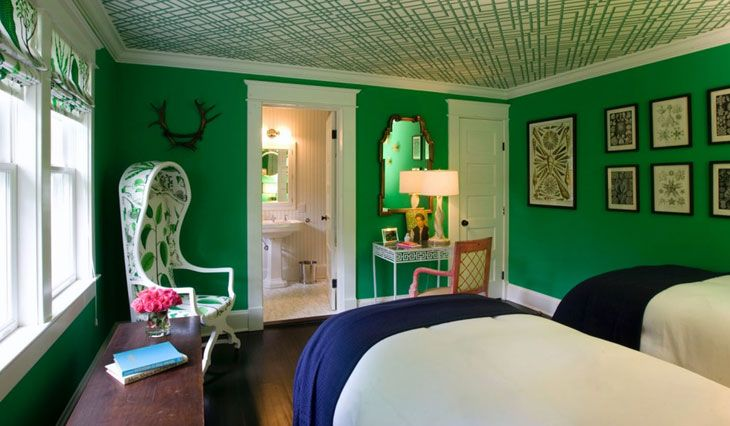 Best 25 Kelly Green Bedrooms ideas on Pinterest  Emerald