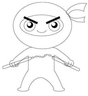 17 Best images about Preschool: Ninja/Spy on Pinterest