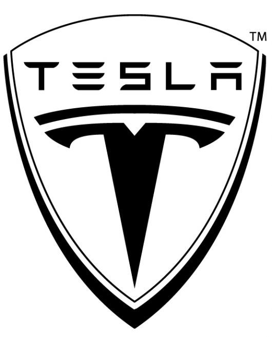 Tesla Motors logo wallpaper,Tesla Motors history