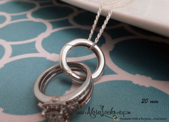 1000 ideas about Circle Wedding Rings on Pinterest