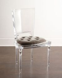1000+ ideas about Acrylic Chair on Pinterest | Parsons ...