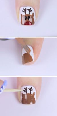 Best 20+ Christmas Nail Designs ideas on Pinterest ...
