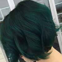25+ best ideas about Dark green hair on Pinterest ...