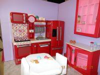 kitchen in Rae's American Girl Doll House. | American Girl ...