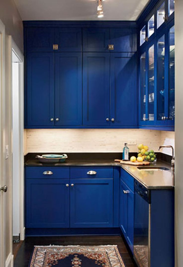 View Entire Slideshow Colorful Kitchens That Will Make
