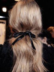 ideas loose ponytail