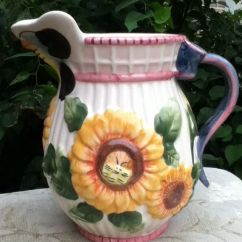 Country Kitchen Canister Sets Ceramic Outdoor 1000+ Images About Sunflower For The On Pinterest