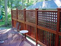25+ best ideas about Deck privacy screens on Pinterest