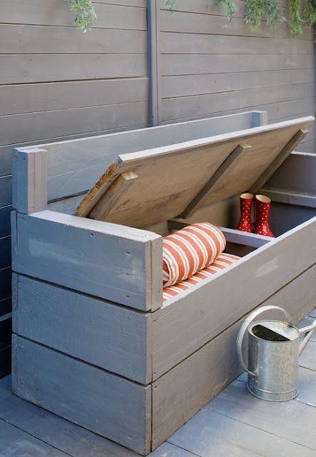 25 Best Ideas About Outdoor Storage On Pinterest Outdoor Toy