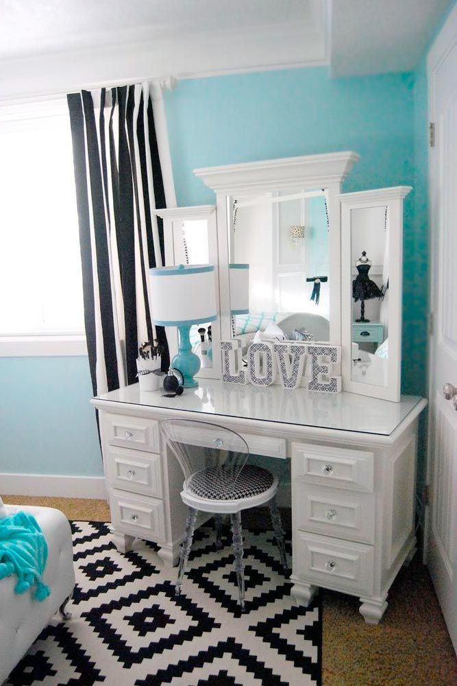 desk chairs ikea glass table with 25+ best ideas about black makeup vanity on pinterest | area, glam bedroom and ...