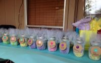 Baby shower mason jar party favors | BabyshowerS ...
