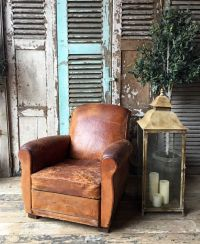 25+ best ideas about Leather club chairs on Pinterest ...