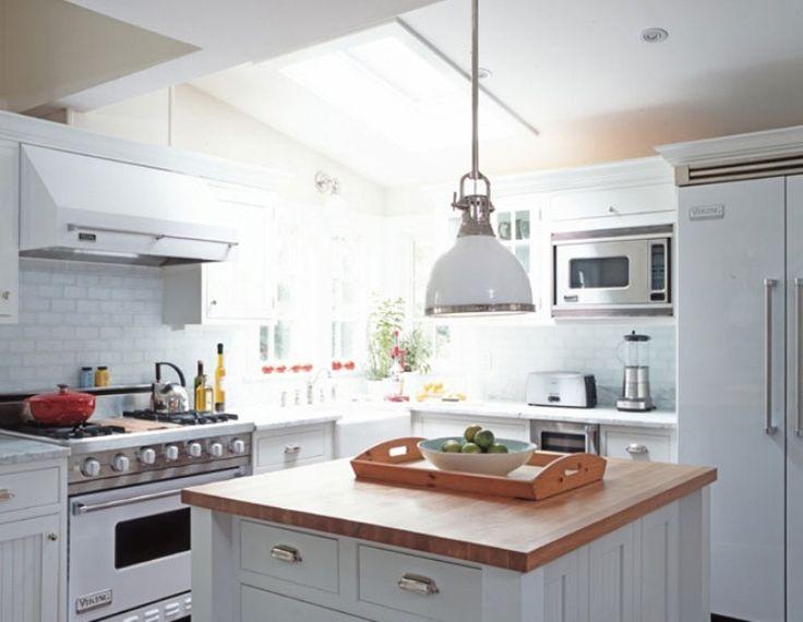 17+ Ideas About White Kitchen Appliances On Pinterest