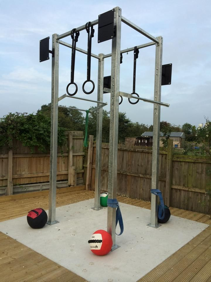 Outdoor Crossfit Rig  Google Search  Health And Fitness