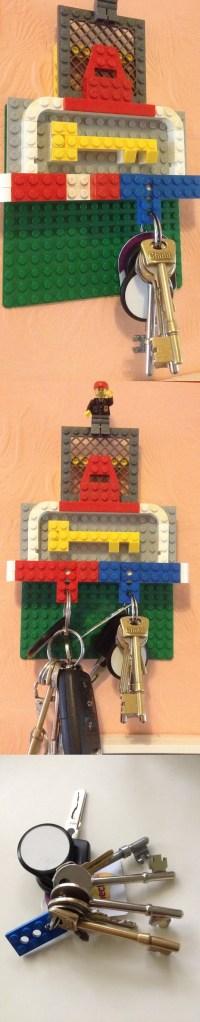 1000+ ideas about Lego Key Holders on Pinterest | Lego ...