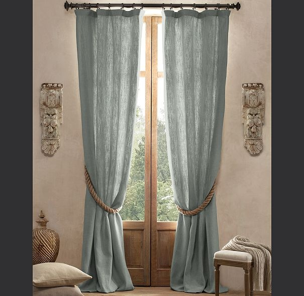 283 Best Images About Textiles Curtain & Drape On Pinterest