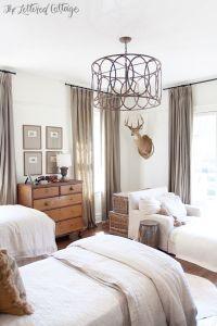 Boys Bedroom | Old House | Chandelier | Light Fixture ...