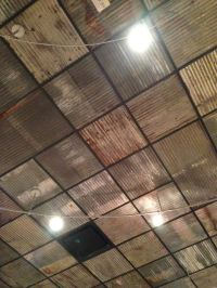 25+ Best Ideas about Metal Ceiling on Pinterest