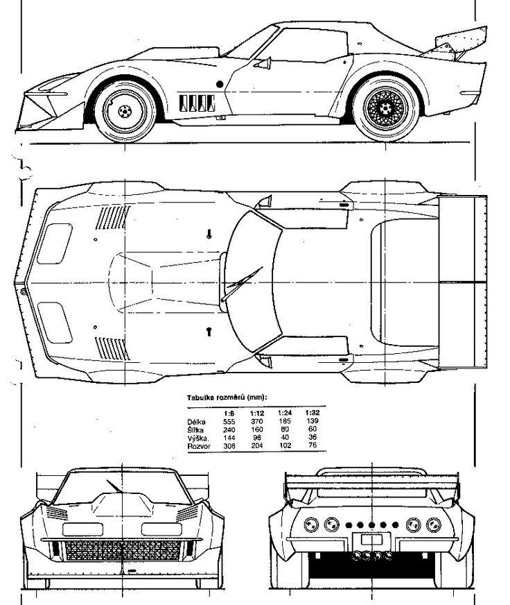 278 best images about Racing Car blueprint on Pinterest