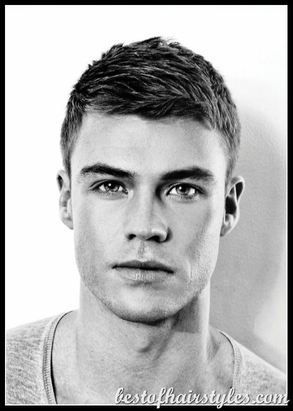 94 Best Images About Mens Hairstyles On Pinterest Men Short