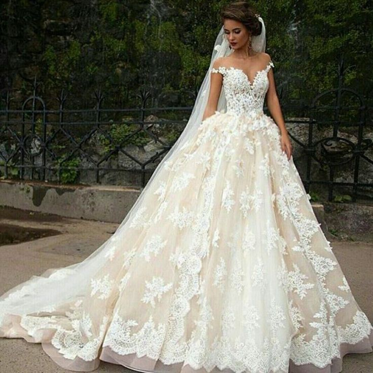 Beautiful Princess Wedding Dresses