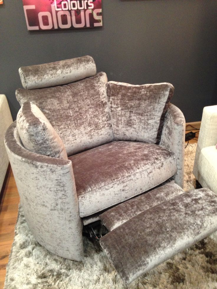 Electric swivel rocking recliner chair This is in