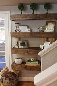 25+ best ideas about Floating wall shelves on Pinterest ...