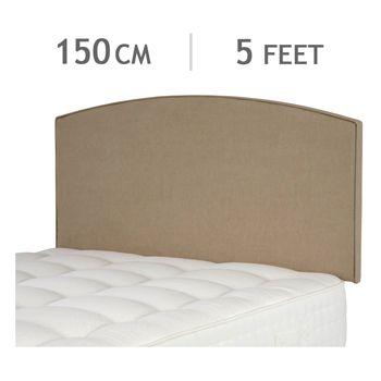 Costco Uk Hessian Fabric Headboard King Size