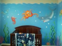 17 Best ideas about Ocean Mural on Pinterest | Painted ...