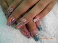 17 Best ideas about Colored Acrylic Nails on Pinterest ...