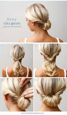 25 Best Ideas About Thin Hair Updo On Pinterest Medium Hair
