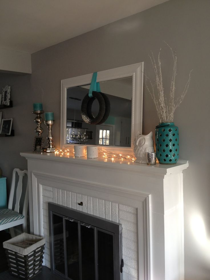 pictures of living room decorated for christmas apartment rooms retro ranch reno - winter mantle   all things rrr ...