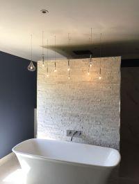 31 Elegant Unusual Bathroom Lighting | eyagci.com